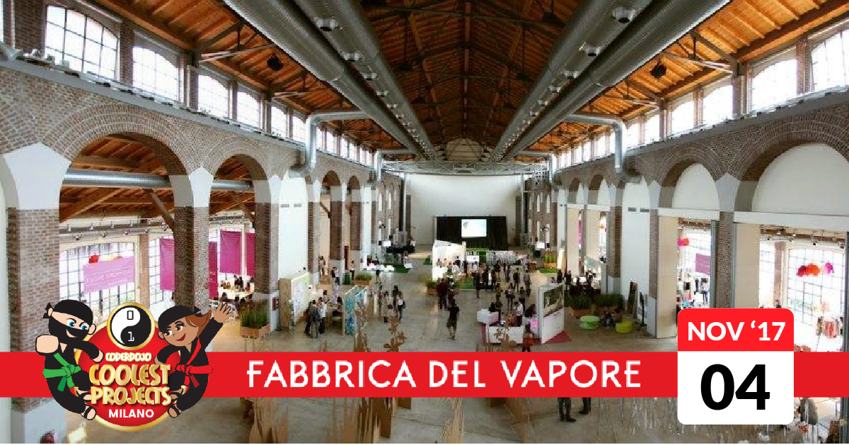 I Coolest Projects sbarcano a Milano