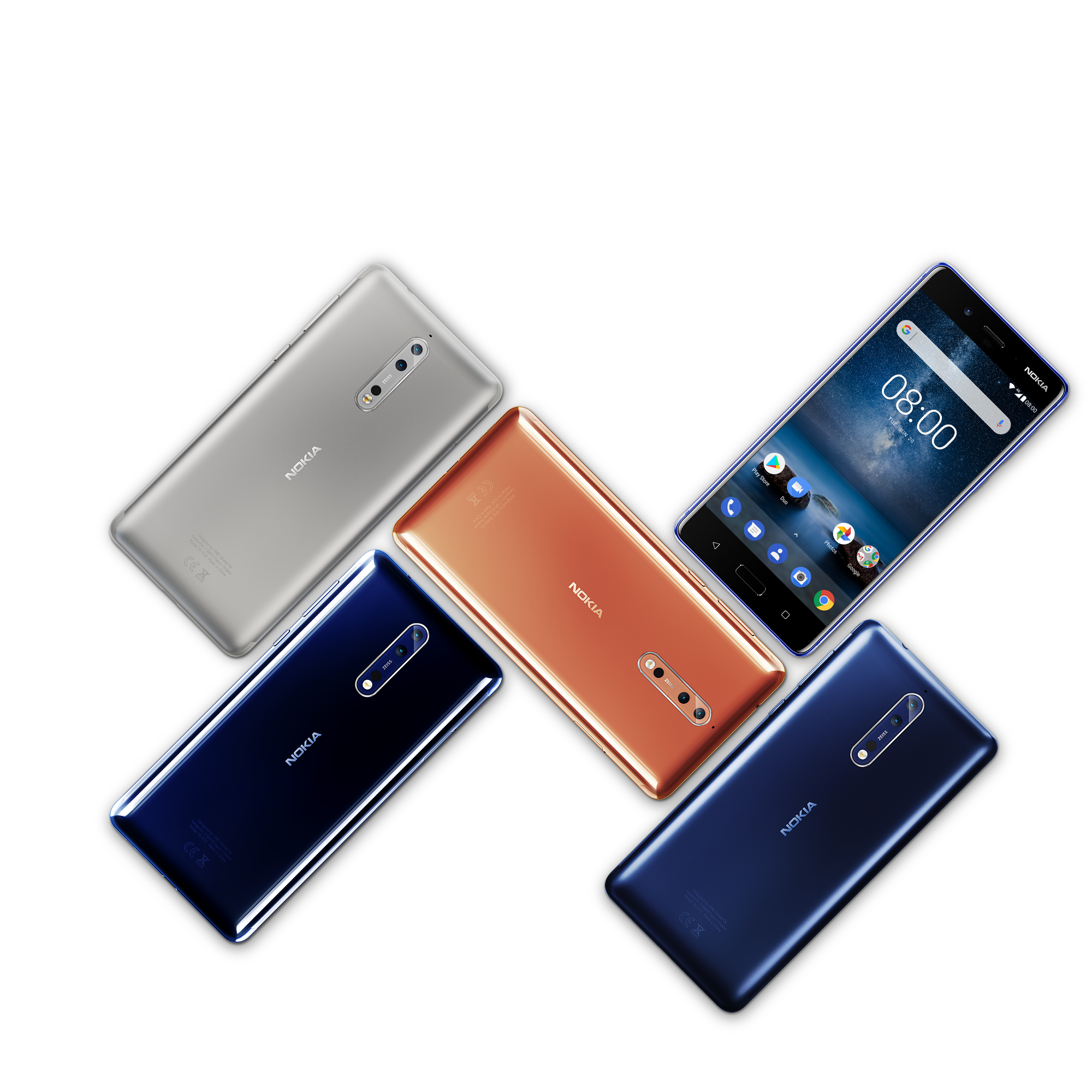 Un anno di Nokia e HMD Global