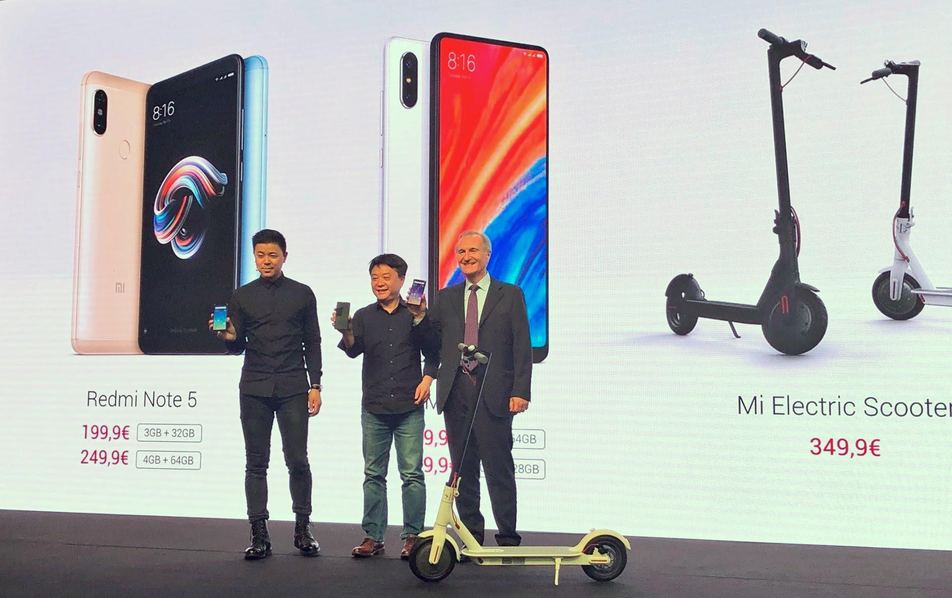 Xiaomi conquista l'Italia