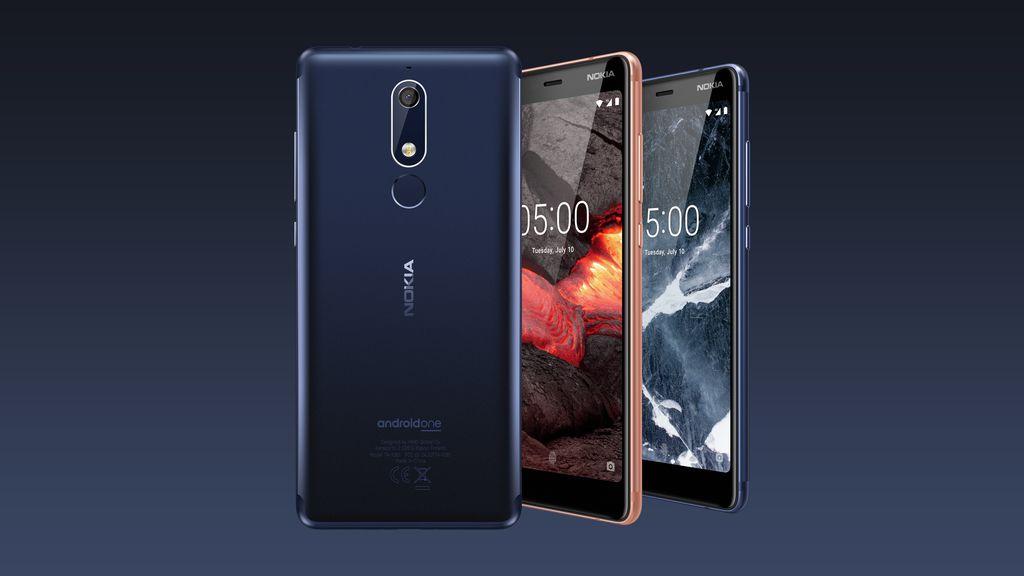 HMD Global presenta i nuovi Nokia 2, 3 e 5