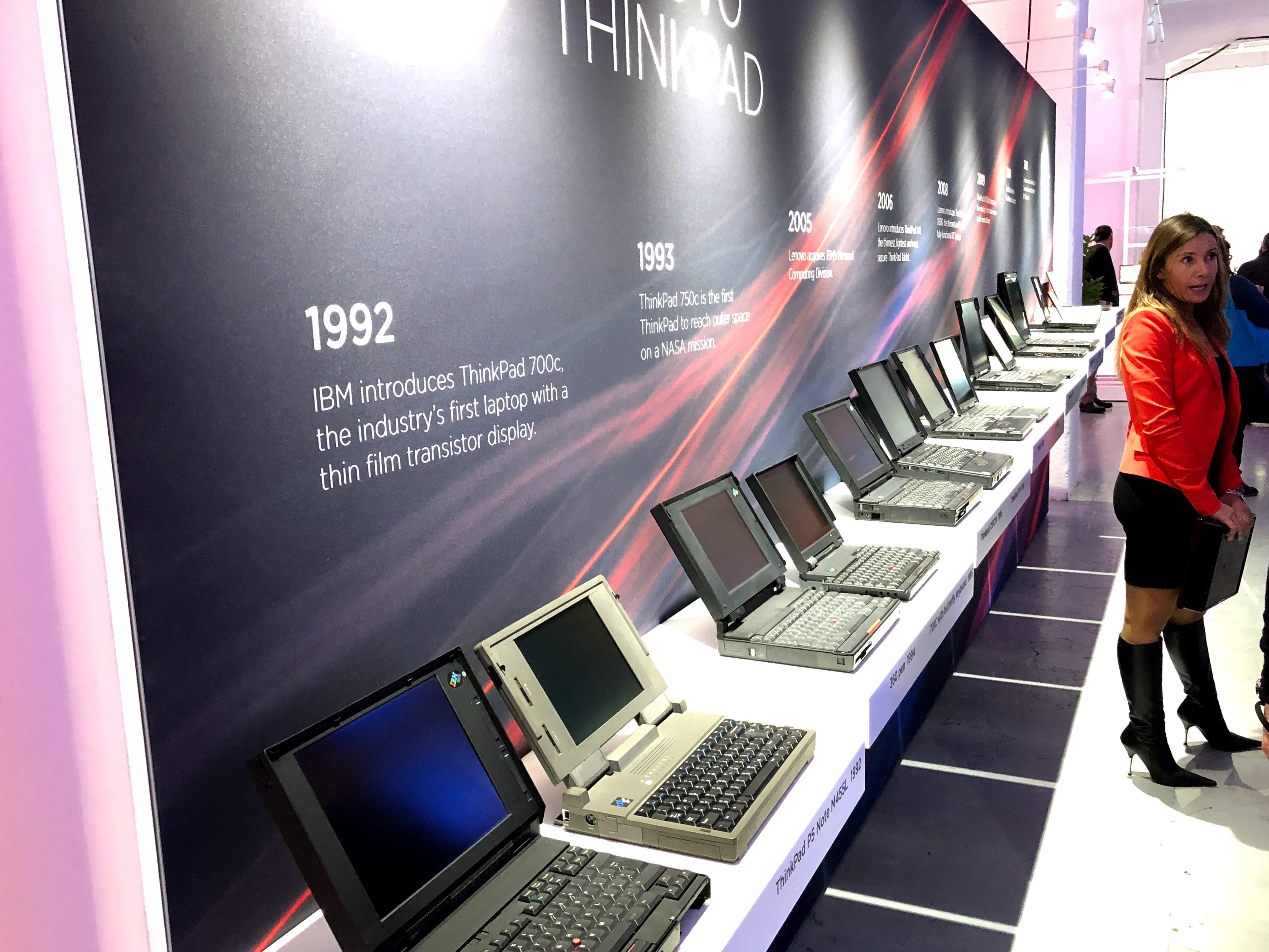 25 anni di ThinkPad: Tanti Auguri!